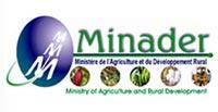 Logo Ministère de l'Agriculture et du Développement Rural du Cameroun